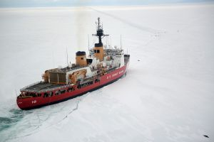 coast guards cold snow bird's eye view antarctica ship coast guard icebreakers ice