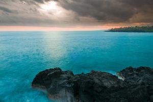 coast sky nature sea photography