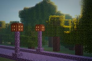 cobblestone trees screen shot video games minecraft