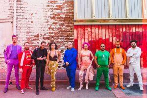 colorful men music women turkuaz women