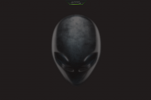 computer nvidia blurred alienware