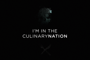 cooking skull text noise cooking black background noise simple background