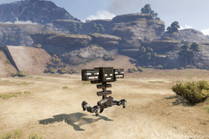 crossout wasteland withered plants