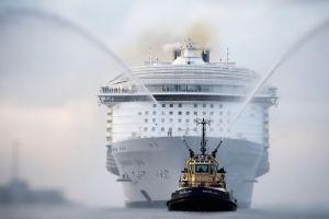 cruise ship ship vehicle
