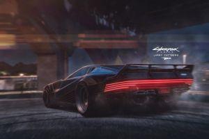 cyberpunk 2077 vehicle futuristic video games car