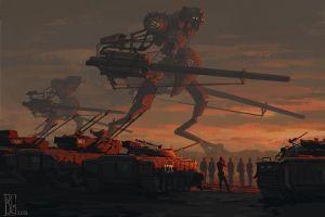 dark artwork numbers 2018 (year) military boris groh futuristic