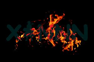 dark black background fire simple background