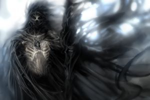 dark fantasy fantasy art artwork