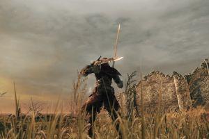 dark souls screen shot armor sword dark souls ii video games