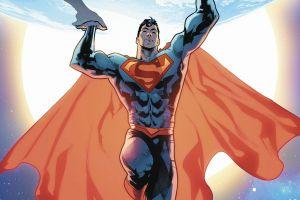 dc comics cape superman