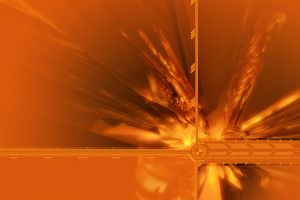 digital art abstract texture orange