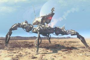 digital art artwork futuristic
