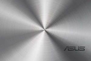 digital art logo steel asus