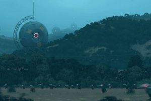 digital painting simon stålenhag dystopian digital art artwork science fiction