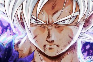 dragon ball super dragon ball anime anime boys son goku ultra instinct mastered ultra instinct