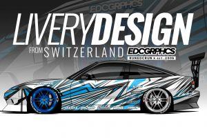 edc graphics digital art nissan render jdm side view japanese cars nissan 240sx sports car