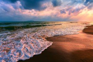 environment shore sea water landscape