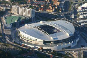 f.c. porto urban cityscape stadium