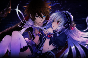 fairy fencer f manga yuusha anime girls anime boys anime red eyes long hair