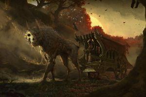 fantasy art artwork creature