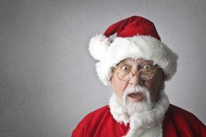 feelings santa costume old people santa claus
