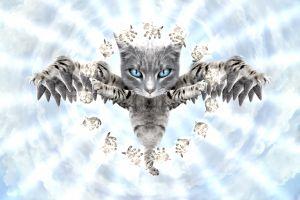 feline cats artwork animals digital art