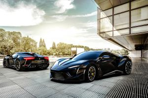 fenyr supersport car vehicle benoit fraylon