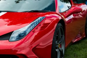 ferrari headlights red cars ferrari 458 speciale sports car red