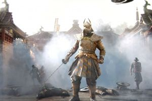 for honor warrior asia video games male