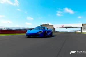 forza motorsport 7 forza front angle view mclaren forza motorsport car
