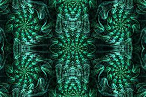 fractal pattern texture abstract digital art