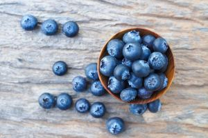 fruit blueberries food berries