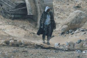 futuristic apocalyptic hoods digital art men stones viktor póda