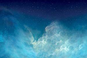 galaxy galaxy blue