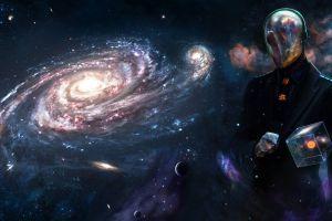 galaxy last man standing: killbook of a bounty hunter space surreal