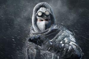 games art video game art snow frostpunk artwork video games