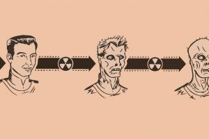 ghoul fallout fallout radiation