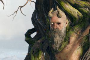 god of war 2018 (year) screen shot video games god of war (2018)