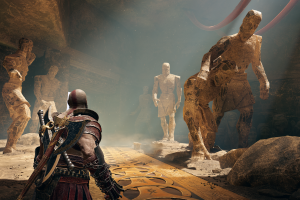 god of war screen shot games art video games