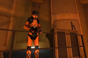 gordon freeman screen shot black mesa half-life source filmmaker video games male