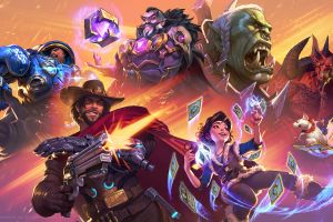 hearthstone diablo heroes of the storm artwork varok saurfang overwatch digital art blizzard entertainment mcree (overwatch) tychus findlay video games starcraft ii world of warcraft warcraft