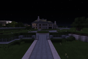 house mansions minecraft architecture