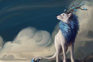 hybrid animal fantasy art artwork