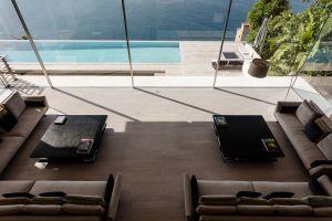 interior design house swimming pool modern interior living rooms
