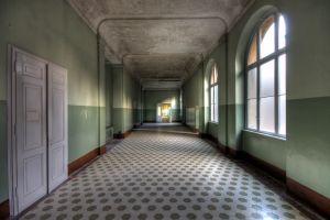 interior hallway building