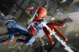 iron man spider-man spider-man (2018)