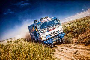 kamaz racing truck rally vehicle