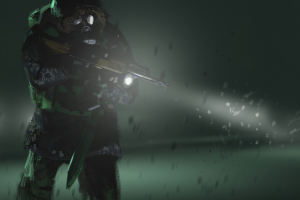 knives knife snow gas masks soldier weapon lights arctic