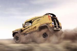 land rover vehicle sport  dirt car racing