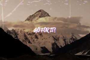 landscape motivational mountains